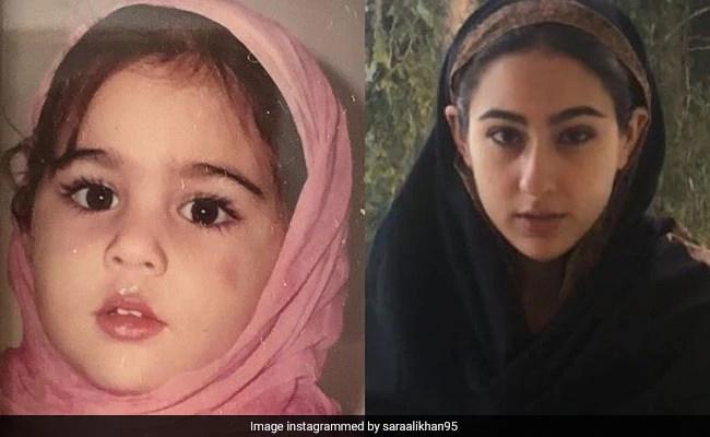 ईद २०२०: सारा अली खान की ईद की बधाई डबल ट्रबल जैसी लग रही है