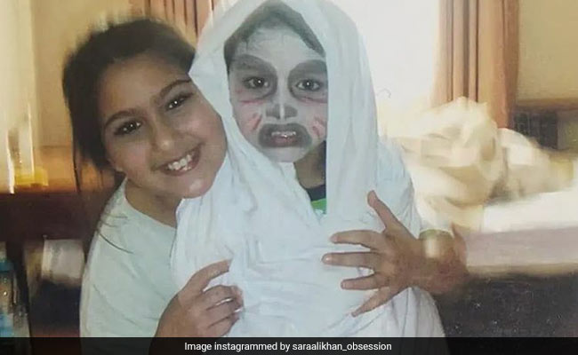 'The Only Time Ibrahim Was Scarier' Than Sara Ali Khan