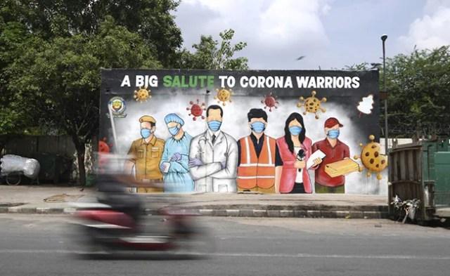 Delhi Crosses 90,000-Mark, Reports 2,373 Coronavirus Cases In A Day