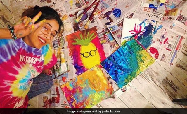 'I Know Myself A Little Better Now:' Janhvi Kapoor On The Effect Lockdown Had On Her