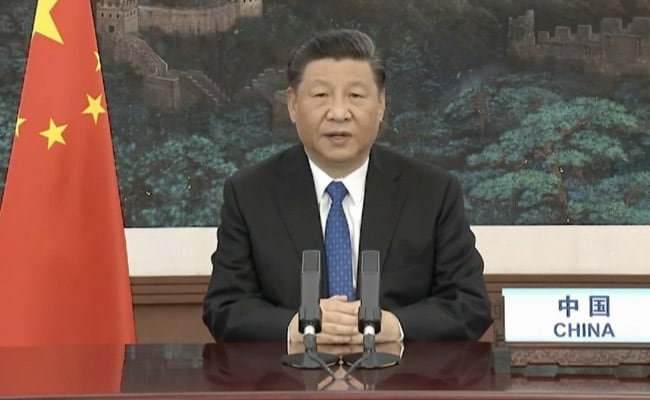 Xi Jinping Hits Out, Asks US Not To 'Meddle' In Others' 'Internal Affairs'