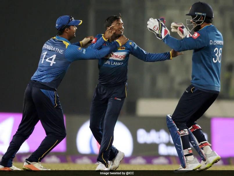 Sri Lanka Speedy Bowler Shehan Madushanka Held On Drug Fee  | Cricket Information