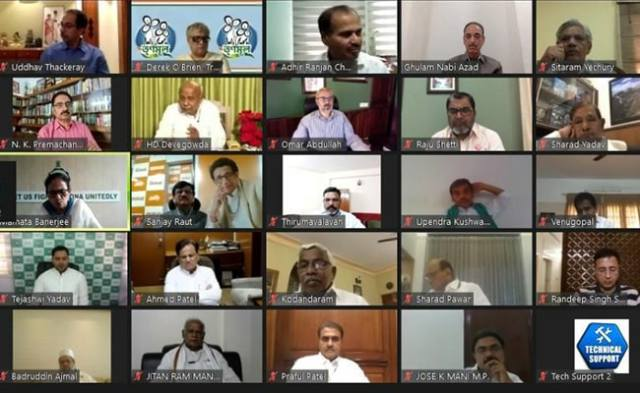 Opposition Parties' 11-Point Charter Of Demands For Centre On Coronavirus