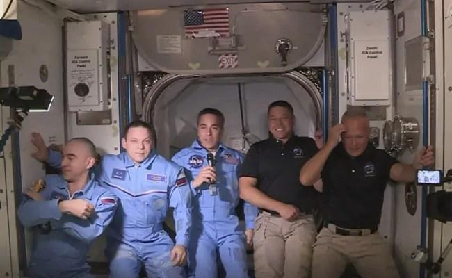 Hurricane Might Delay NASA Astronauts Return Slated For August 2