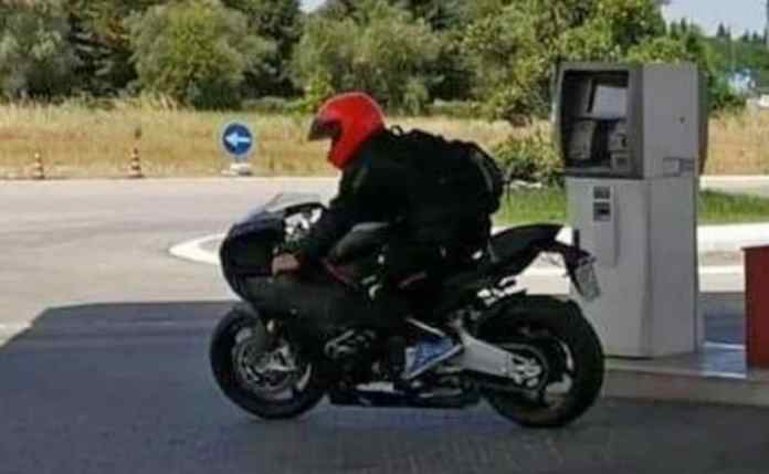 The upcoming Bimota KB4 has been spotted on test