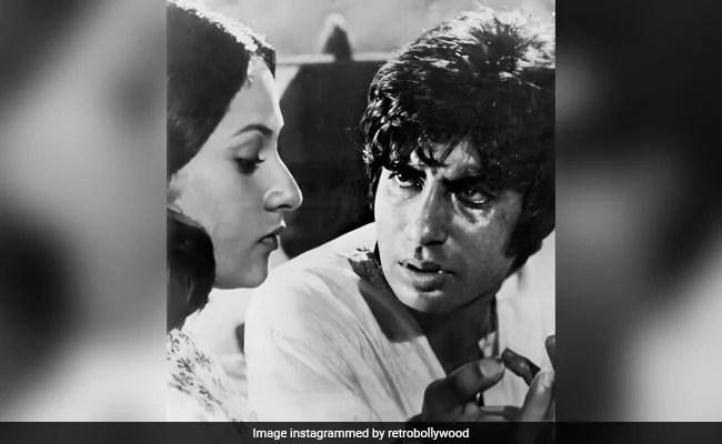 "Amitabh Bachchan Reveals He Shot His ""First Drunk Scene"" For Mili, Co-Starring Wife Jaya"
