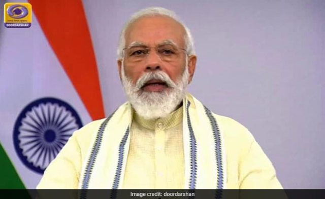 Tribals Never Gave Up Resistance Against British Rule: PM Modi