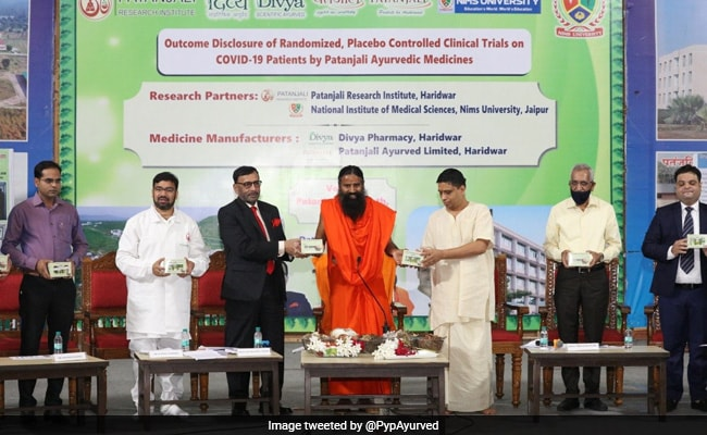 Ramdev's COVID Drug Row Ends, To Be Sold For Immunity, Not As Cure