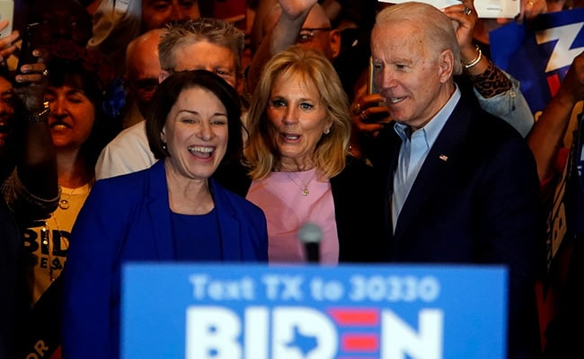 US Senator Rules Herself Out As Joe Biden's Running Mate For 2020 Elections