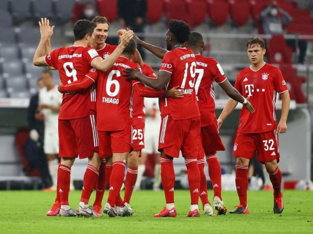 Bayern Munich Win Eighth Consecutive Bundesliga Title