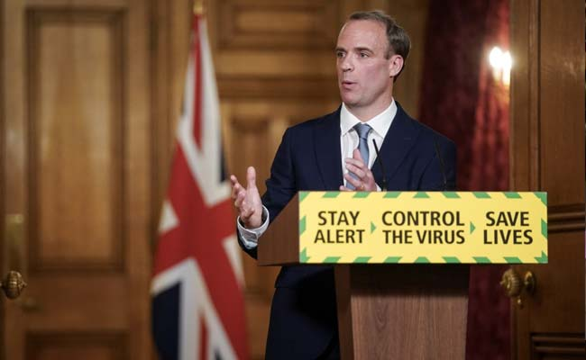 UK In Last Lap In Fight Against Covid, Says Foreign Secretary