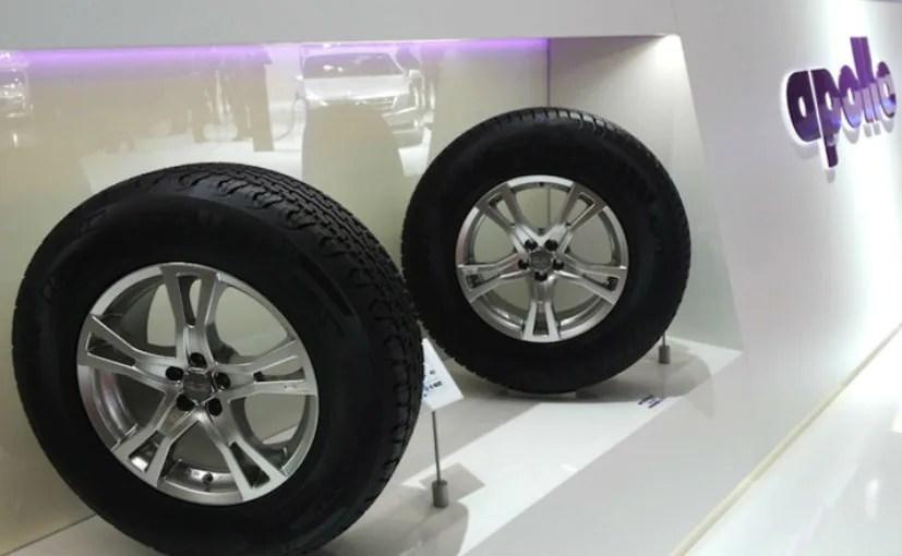 मार्च तिमाही के मुनाफे में 270% की बढ़ोतरी के बावजूद अपोलो टायर्स के शेयरों में गिरावट