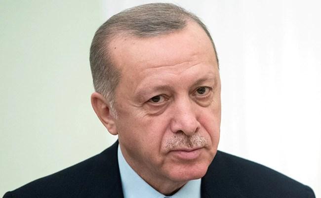 Turkey President Says Joe Biden Has 'Bloody Hands' For Backing Israel