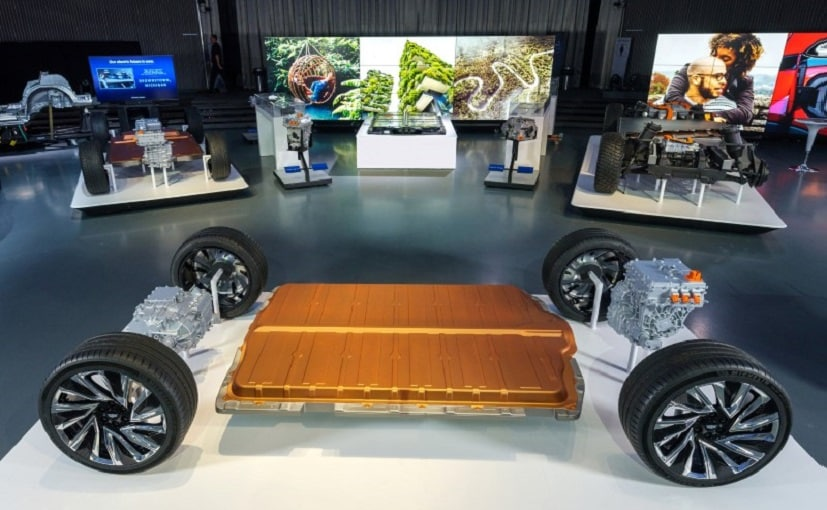 GM said its new electric drive will be powerful enough to be used in multiple vehicle applications