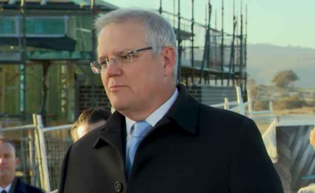 Won't Trade Values For 'Coercion': Australian PM On China Tensions