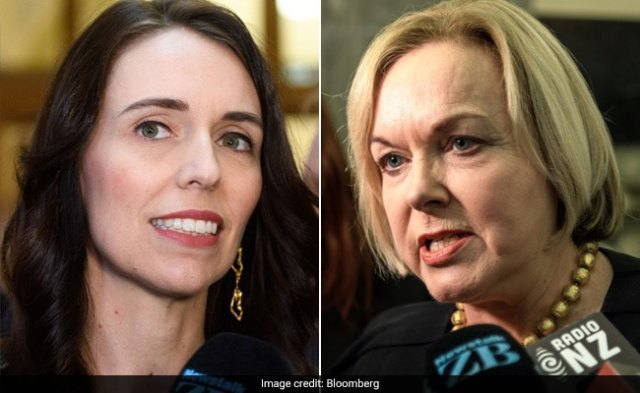 Meet The 'Crusher'. She Aims To Topple Political Superstar Jacinda Ardern