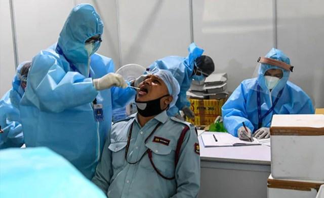 भारत ने 2 मिलियन कोरोनोवायरस मामलों को पार किया