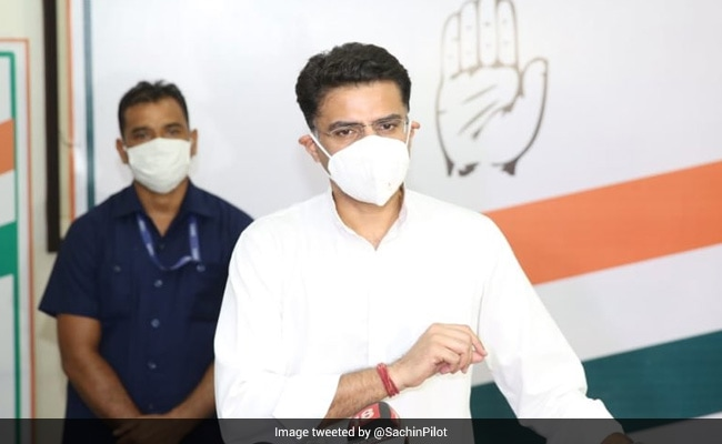 Sachin Pilot Loyalists Want Resolution Of Issues Raised By Him In Rajasthan