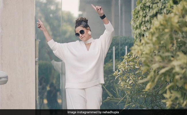 Neha Dhupia's Post On Body Positivity Demands Everyone's Attention 3