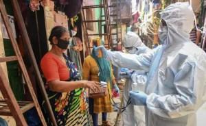 देश में कोरोनोवायरस का धीमा न होना, संगरोध आंकड़े दर्शाता है