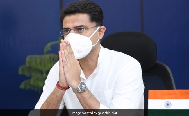 Congress Bailout Provide To Sachin Pilot Consists of A Sonia Gandhi Message