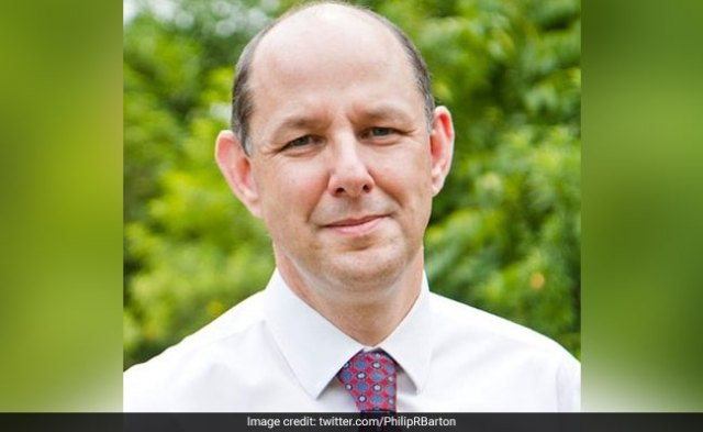 Envoy To India Philip Barton Promoted As UK Foreign Office Minister