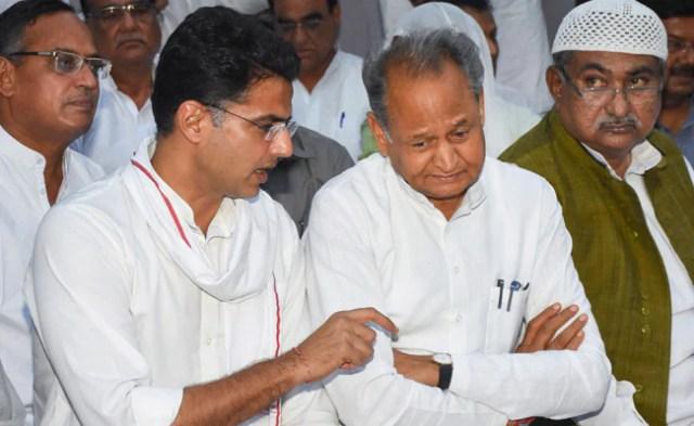 क्या राजस्थान मुद्दा कानूनी तौर पर तय किया जाना चाहिए? कांग्रेस विभाजित, सूत्रों का कहना है