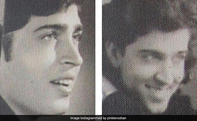At 21, Hrithik Roshan Looked Just Like Dad Rakesh Roshan At The Same Age. Here's Proof