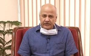 दिल्ली के उपमुख्यमंत्री मनीष सिसोदिया कोविद सकारात्मक, अस्पताल में भर्ती