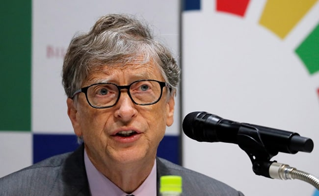 'Should Be Completely Back To Normal By 2022-End': Bill Gates On Pandemic