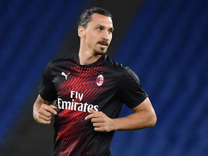 Ac Milan Would Have Won Serie A If I Had Been Here From The Start Zlatan Ibrahimovic Football News