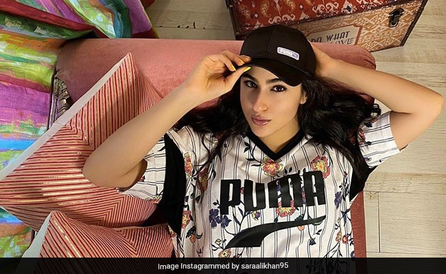 Sara Ali Khan's Reading Spot By The Window Is What Dreams Are Made Of. See Pic 7
