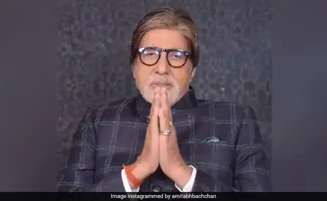"""My Gratitude Has No Bounds:"" Coronavirus-Positive Amitabh Bachchan Tweets From Hospital"