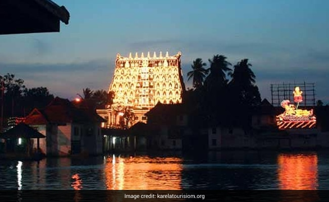 Image result for Padmanabhaswamy Temple Says Can't Pay 11.7 Crores To State Right now, Needs Time