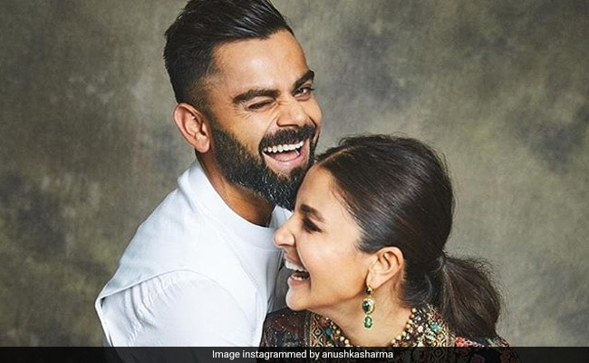 "Anushka Sharma Is Being ""Spoiled"" By The Sweet Treats Husband Virat Kohli Baked For Her"