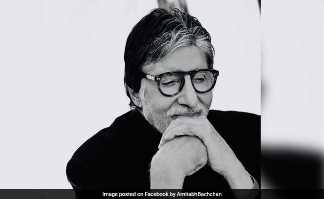 """Swept Away"": Amitabh Bachchan Writes To Fans From Hospital's COVID Ward"