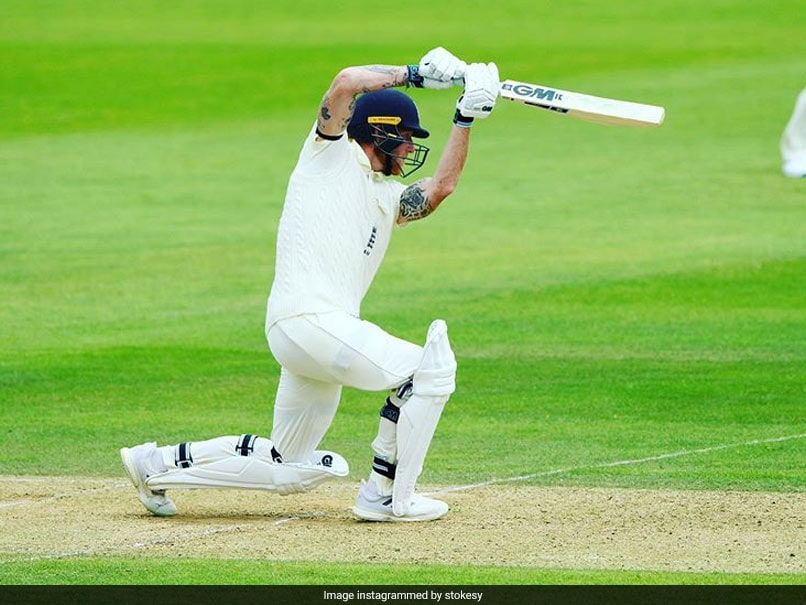 Indian batting great Sachin Tendulkar has little doubt that Ben Stokes will lead England from the front in the opening Test against West Indies, with