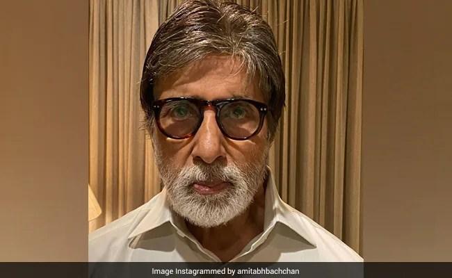 "Amitabh Bachchan, Coronavirus Optimistic, Is ""Steady With Gentle Signs,"" Says Hospital"