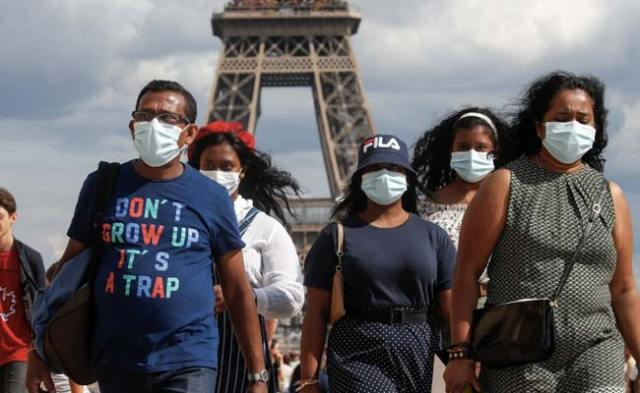 France To Re-Impose State Of Health Emergency To Contain Covid Spread
