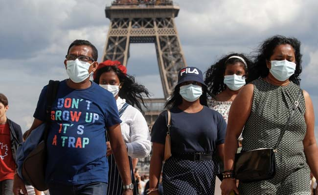 Covid Third Wave Peak 'Appears To Behind Us': French PM