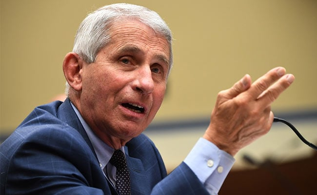 Republicans Introduce Bill To Fire Anthony Fauci, Face Of US Covid Response