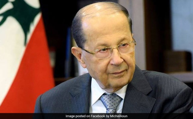 Lebanon President Michel Aoun Says Negligence Or Missile May Have Caused Blast