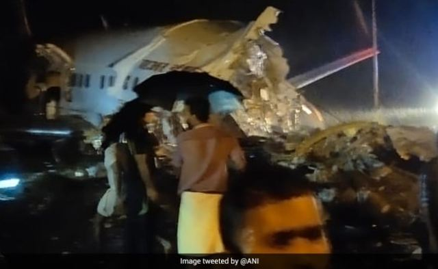 Air India Express Flight Overshoots While Landing In Kerala, Splits Into 2