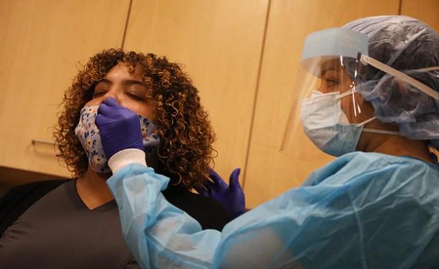 US Coronavirus Tally Nears 6 Million-Mark