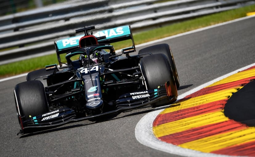 Lewis Hamilton secured his careeer's 89th win