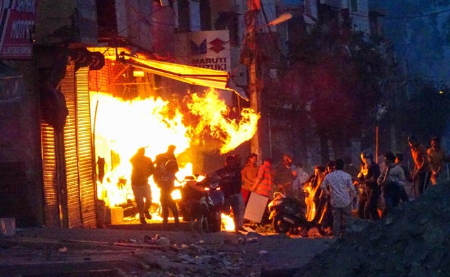 Police Pulled up By Delhi Court, Fined Rs 25,000 In Riots Case