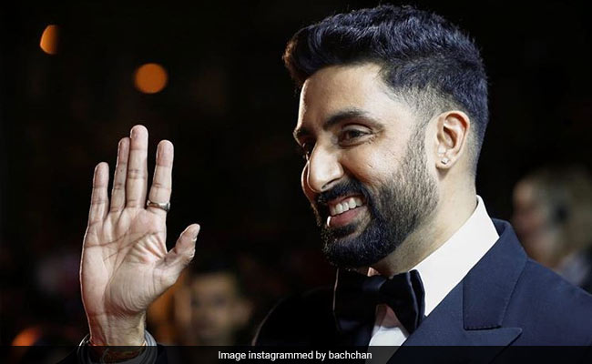 Abhishek Bachchan Tests COVID-19 Negative. 'So Happy To Be Able To Go Home,' He Posts From Hospital