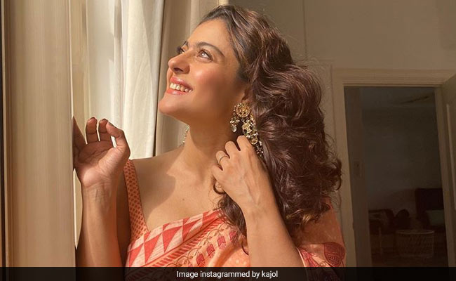 Can You Guess Who Kajol's New In-House Photographer Is? No, It Isn't Yug