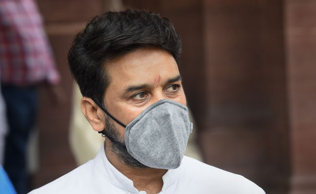 No One Muzzled Bengal Minister's Voice At GST Council Meet: BJP's Anurag Thakur