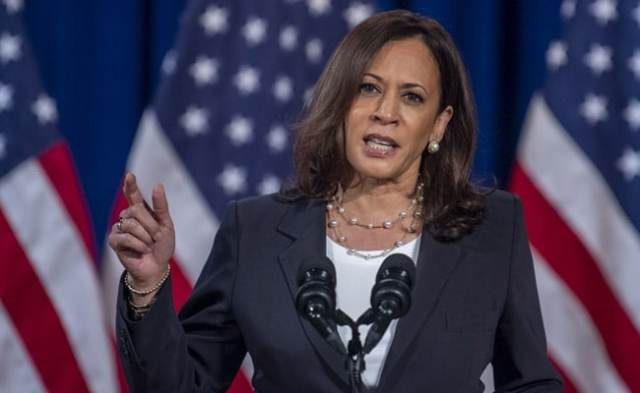 Russian Interference Could Theoretically Cost Democrats White House: Kamala Harris